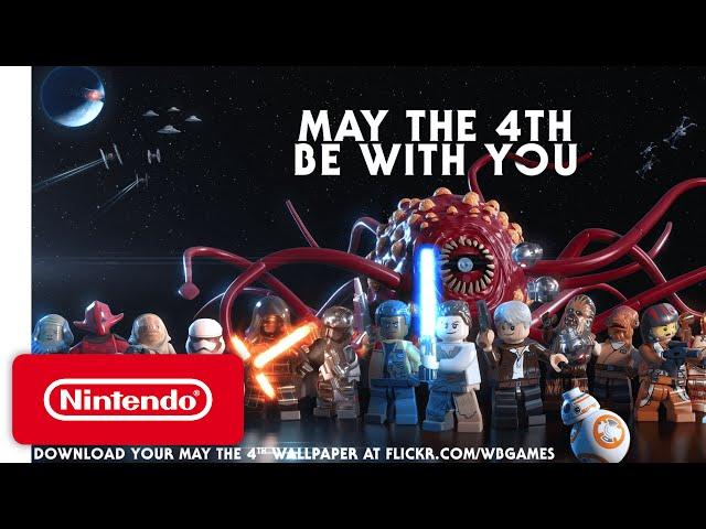 674aaf28f Celebrate Star Wars Day with this hilarious new trailer for LEGO Star Wars: The  Force Awakens - Blastr