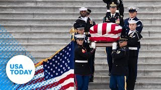 State funeral for former President George H.W. Bush