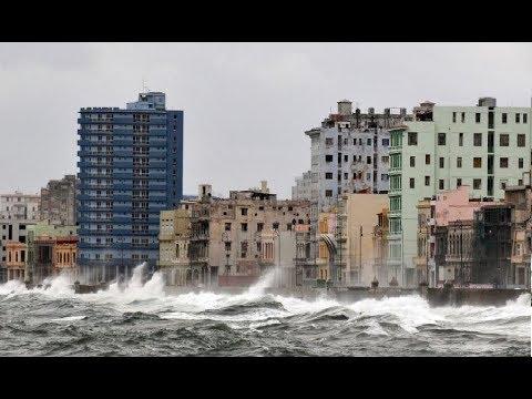 Huracán Irma: Cuba No es un país Importante para el Mass Media