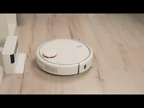 Xiaomi MiJia Robot Vacuum Cleaner - Review