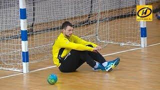 Сборная Беларуси по гандболу начала подготовку к ЧЕ-2018