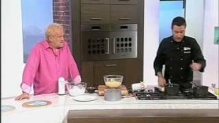 Lemon Cake Polenta With Gino D'acampo