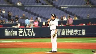 2015/07/13 オリックス・バファローズ VS. 千葉ロッテマリーンズ 京セラ...