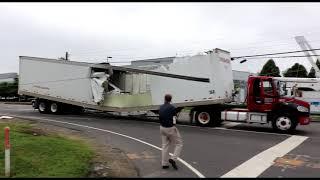 205  Odd accident in Charlotte