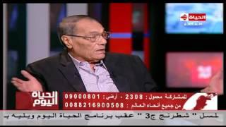 بالفيديو.. صلاح عيسى: تعامل الأمن مع الصحفيين تسبب في زيادة الاحتقان