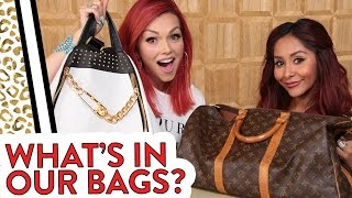 What's In My Bag with Snooki and Kandee Johnson!