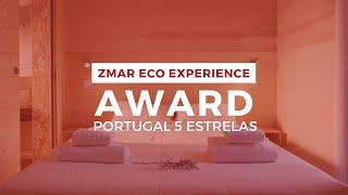 Zmar   Prémio Portugal Cinco Estrelas   Award