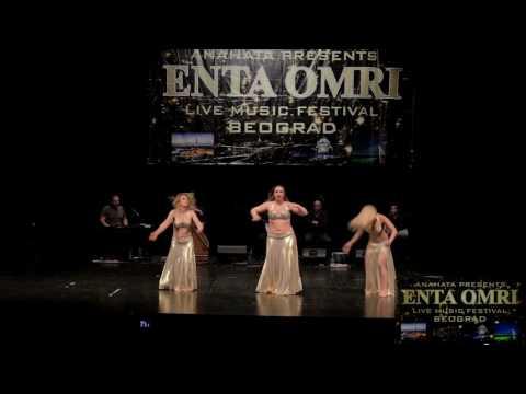 Anahata group Enta Omri Live Music Festival Belgrade 2017