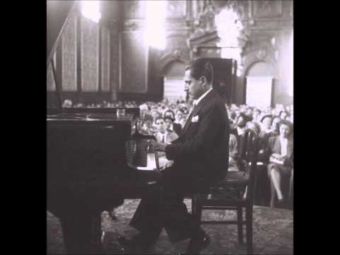 Madeleine Lipatti and Béla Síki, pianos: Dinu Lipatti: Symphonie Concertante for 2 pianos, Op. 5