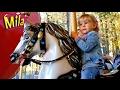 Лимонадный Дождик Детские Песни Большая Карусель Лошадки Аттракцион для Детей mp3