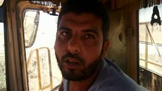 قناة السويس الجديدة مصر: أول سائق بالقناة يرسل رسالة للسيسي