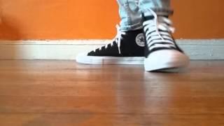 Converse Chuck Taylor 2 on feet