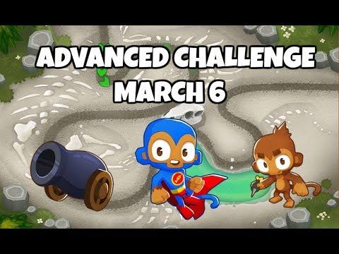 BTD6 Advanced Challenge - BTD All-Stars Revenge - March 6, 2019