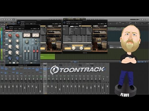 Mixing With EZMix2 - Toontrack Metal Month