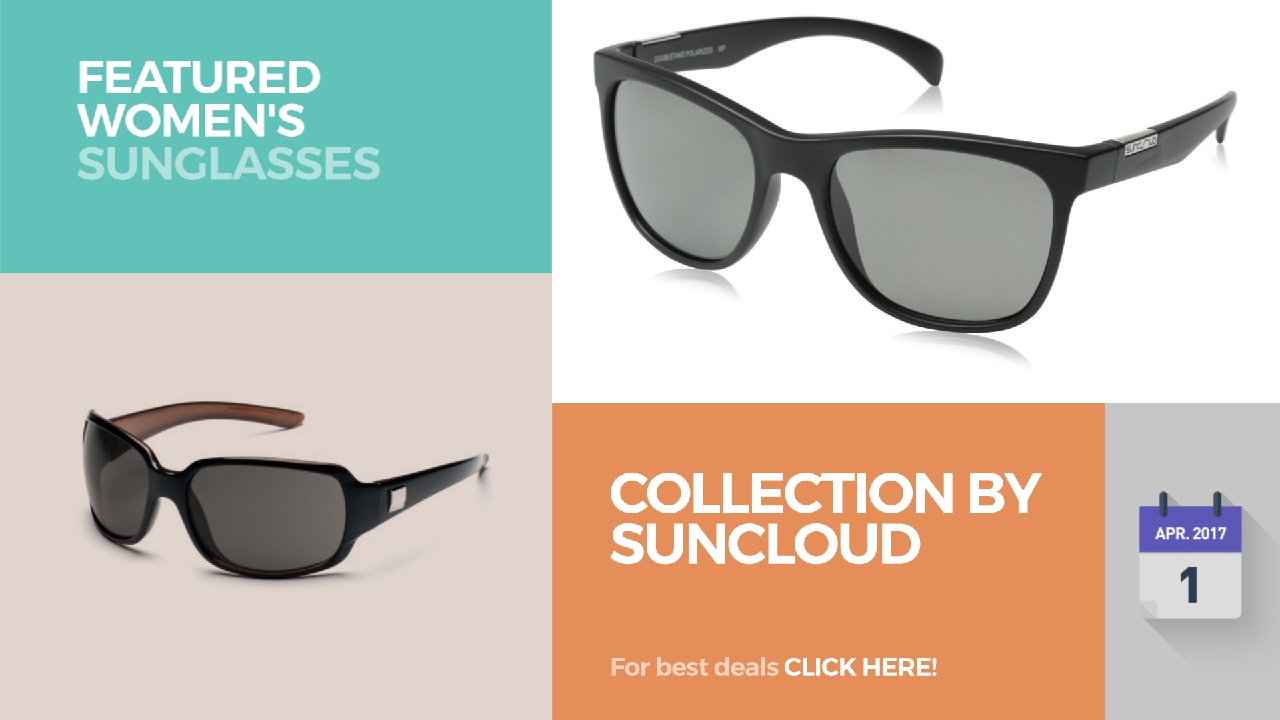 770617edb2 Collection By Suncloud Featured Women s Sunglasses - YouTube
