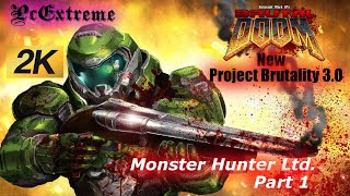 Project Brutality 3 0 Doom 1 Inferno 100 Secrets 1440p 60fps