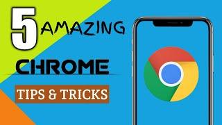5 Hidden Chrome Features & Tricks 2018   Google Chrome Tips & Tricks   Chrome Flags