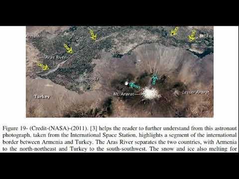 Noah's Ark Related Geoglyphs On Greater Mount Ararat - Part - 2