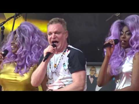 Erasure ..... Sometimes from June 13th 2017 Ricoh Arena