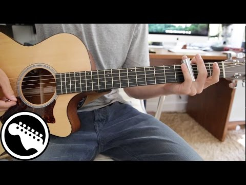 """""""Ain't No Rest For The Wicked"""" by Cage The Elephant - Cage The Elephant Guitar Lesson"""