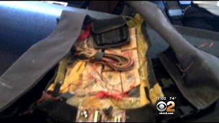 Exclusive: Bomb Squad Called To Investigate 'Suicide Vests' At West LA Apartment Complex