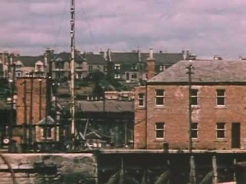 AULD OLD METHIL BUCKHAVEN LEVEN FIFE SCOTLAND CINICAM VIDEO FILM FULL SQ2012