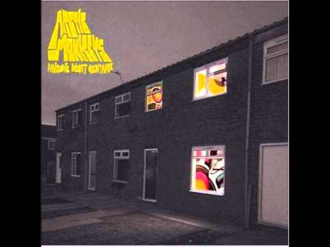 Arctic Monkeys- Do Me A Favour Instrumental (Favourite Worst Nightmare) Instrumental