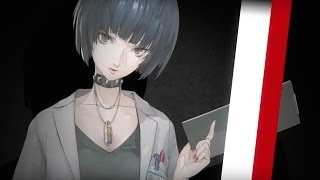 Persona 5 Official Tae Takemi Cooperation Trailer (Japanese)