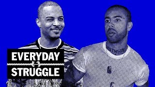 vic mensa s xxxtentacion diss airs  bet hip hop winners  tip vs melania trump   everyday struggle