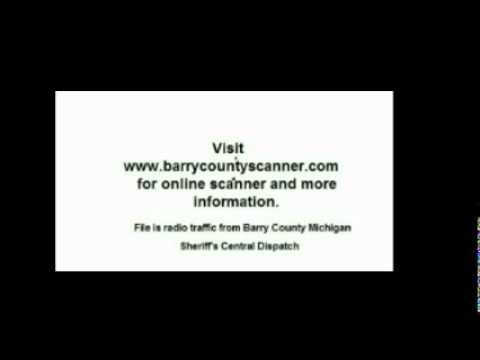 Car Chase Barry County State Units(2/15/2012)