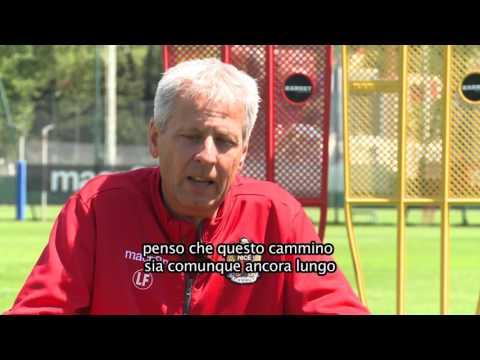 SRV Interview de Lucien Favre (Nice)