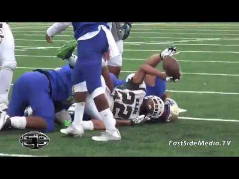 East LA College Huskies  Football vs West LA College Wildcats 2nd Half 2016