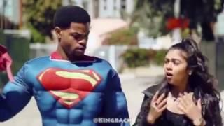 девушка Супермена изменяет ему