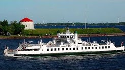 Kingston - Wolfe Island Ontario Canada Roundtrip Ferry Ride