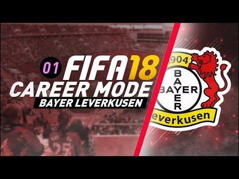 [NEW SERIES] FIFA 18 Bayer Leverkusen Career Mode Ep1 - IMPROVEMENTS ARE NEEDED!!
