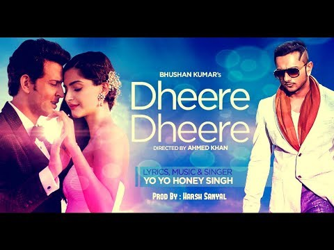 Dheere Dheere Se Meri Zindagi - Instrumental Cover Mix (Yo Yo Honey Singh)  | Harsh Sanyal |