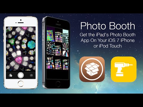 Photo Booth: Get The IPad's Photo Booth App On Your IOS 7 IPhone Or IPod Touch