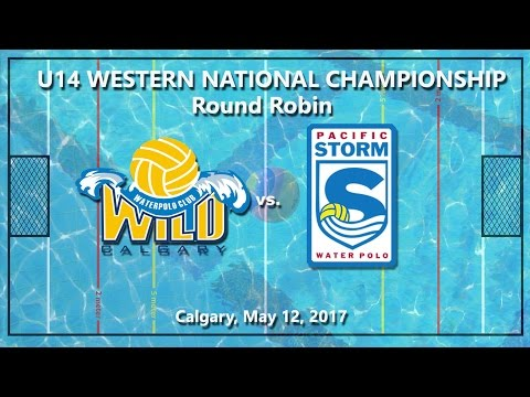 U14 Wild  - Storm, Western National,  May 12, 2017