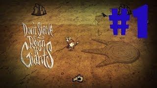Прохождение Don't Starve: Reign of Giants #1 - Сумашедший лес