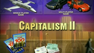 Capitalism 2 gameplay (PC Game, 2001)