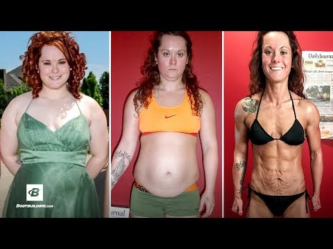 Lost 80lbs, 4 Year Body Transformation | Sharon Wigger Transformation Story