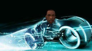 Gta San Andreas 10# Мотоцикл из фильма