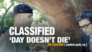 "Classified ""Day Doesn't Die"" [On Location]"