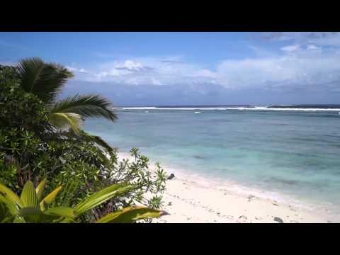 John Alwyn-Jones on location from Australia's Indian Ocean's hidden secret lagoon paradise