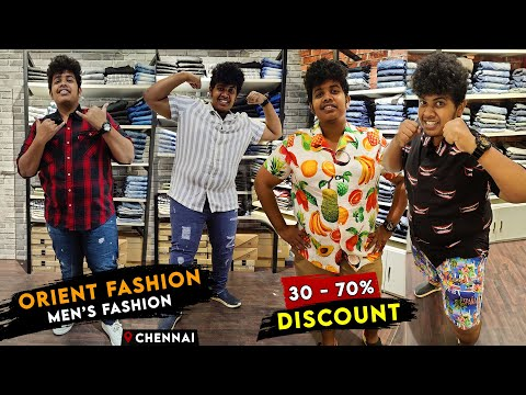 Trendy Clothing at Orient Fashion | 30 - 70% Discount | Irfan's View