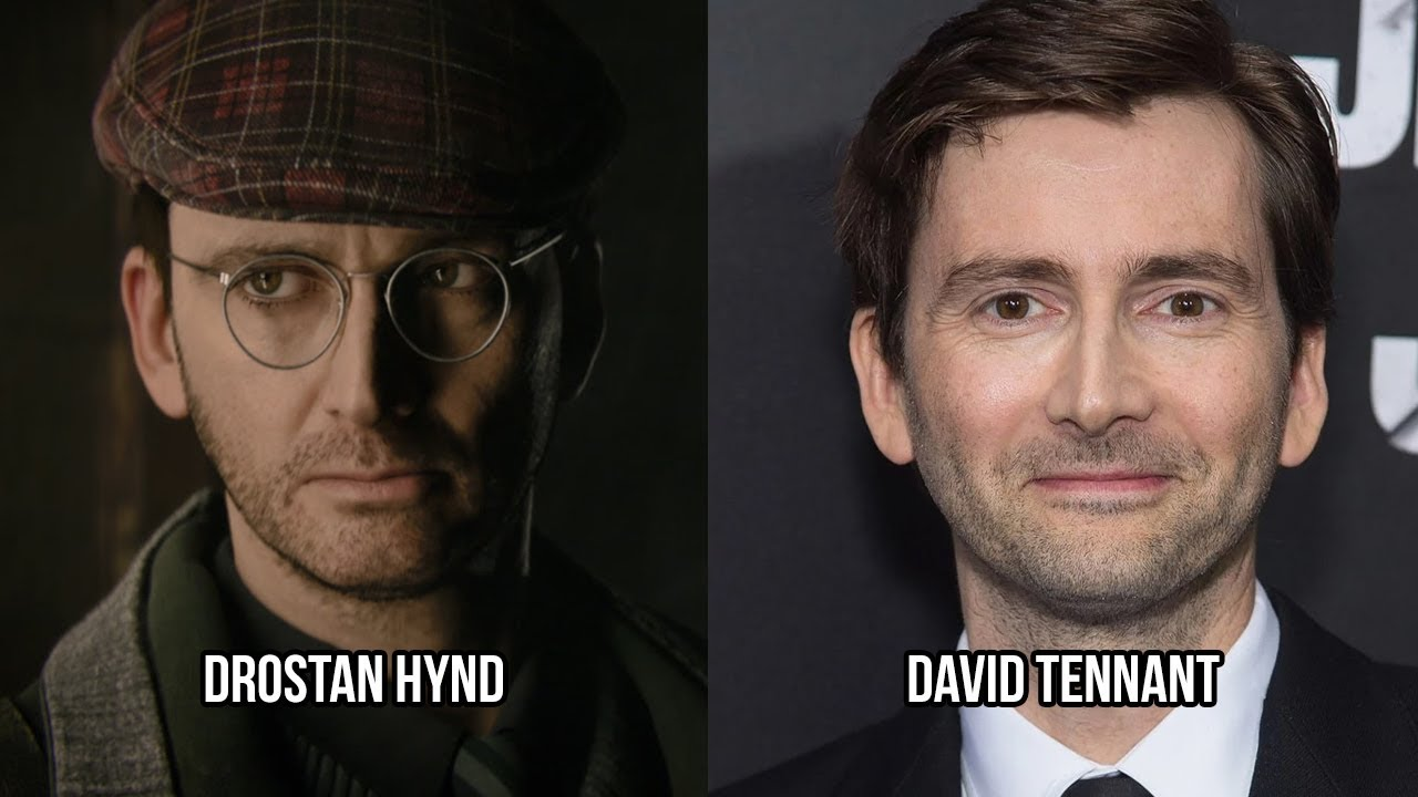 Image result for call of duty ww2 zombies david tennant elodie