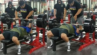3 KEY TIPS FOR A BETTER BENCH!