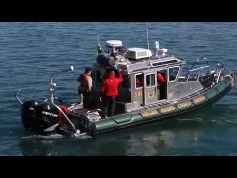 SLO County Sheriff's Office gets new boat