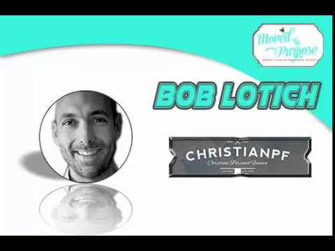Podcast Ep 40 - How to make the best of your day job with Bob Lotich