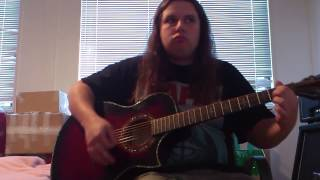 Stone Sour - The Uncanny Valley (Acoustic Cover)